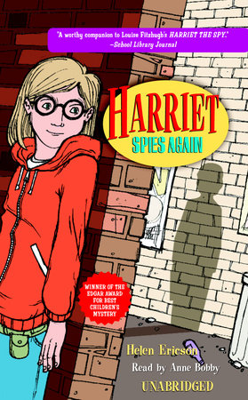 Harriet Spies Again by Louise Fitzhugh and Helen Ericson