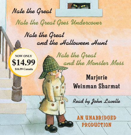 Nate the Great Collected Stories: Volume 1 by Marjorie Weinman Sharmat