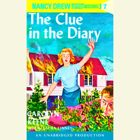 Nancy Drew #7: The Clue in the Diary by Carolyn Keene