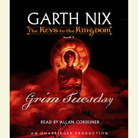Grim Tuesday by Garth Nix