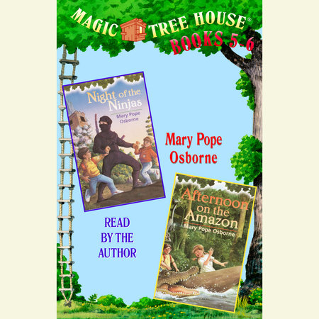 Magic Tree House: Books 5 & 6 by Mary Pope Osborne