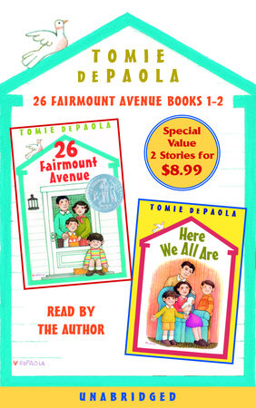 26 Fairmount Avenue: Books 1 and 2 by Tomie dePaola