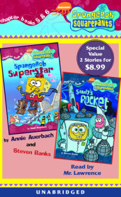 Spongebob Squarepants: Books 5 & 6