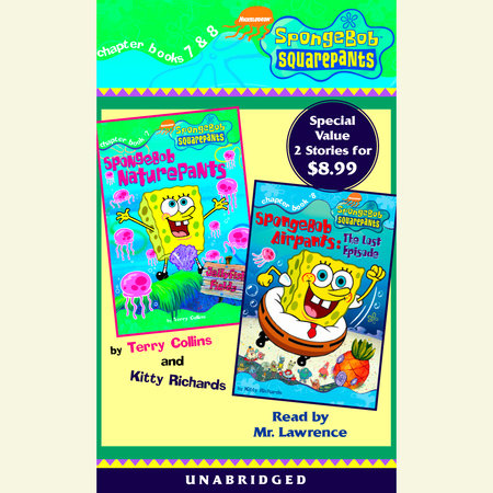 Spongebob Squarepants: Books 7 & 8 by Annie Auerbach and Terry Collins