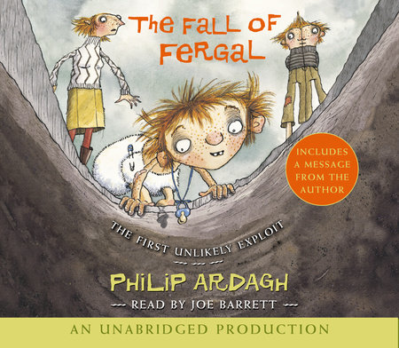 The Fall of Fergal by Philip Ardagh