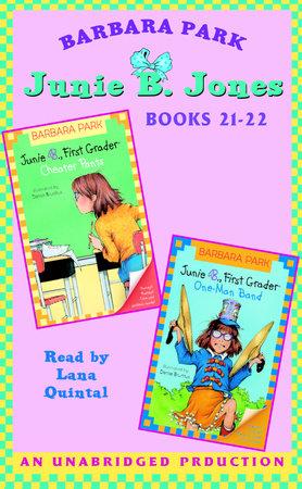Junie B. Jones: Books 21-22 by Barbara Park