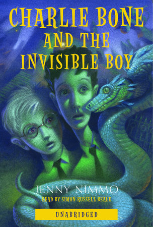 Charlie Bone and the Invisible Boy by Jenny Nimmo