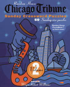 Chicago Tribune Sunday Crossword Puzzles, Volume 2