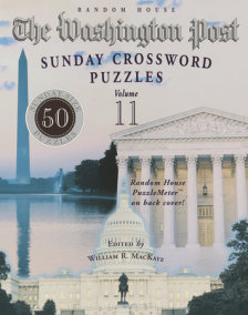 The Washington Post Sunday Crossword Puzzles, Volume 11