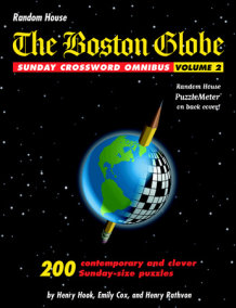 The Boston Globe Sunday Crossword Omnibus, Volume 2