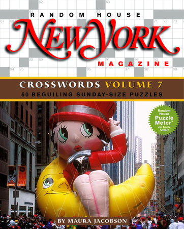 New York Magazine Crosswords, Volume 7 by Maura Jacobson