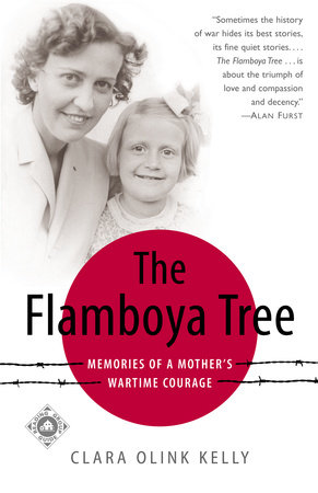 The Flamboya Tree by Clara Kelly