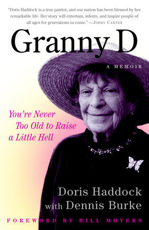 Granny D by Doris Haddock and Dennis Burke