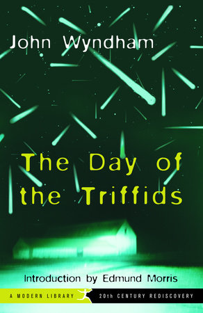 The cover of the book The Day of the Triffids