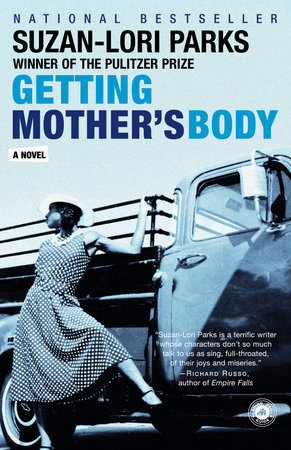Getting Mother's Body Book Cover Picture