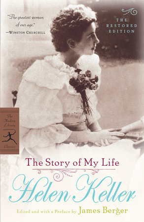The Story of My Life Book Cover Picture