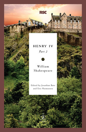 Henry IV, Part 2 Book Cover Picture