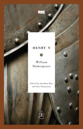 Henry V Book Cover Picture