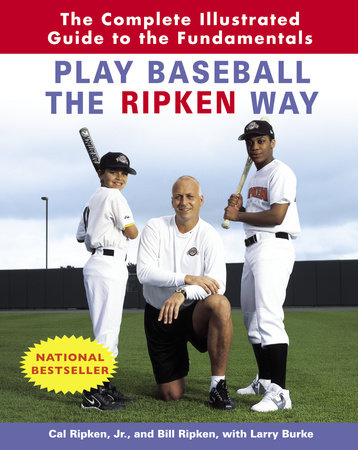 Play Baseball the Ripken Way Book Cover Picture