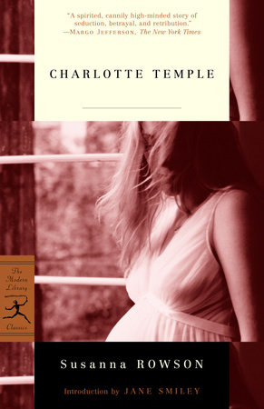 Charlotte Temple by Susanna Rowson