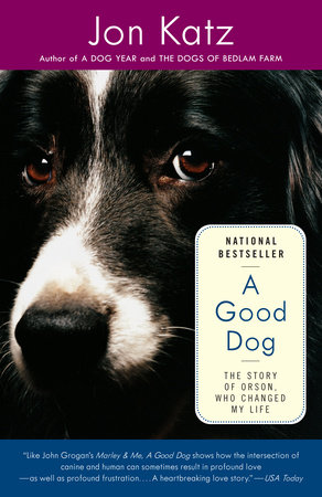 A Good Dog by Jon Katz