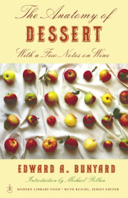 The Anatomy of Dessert