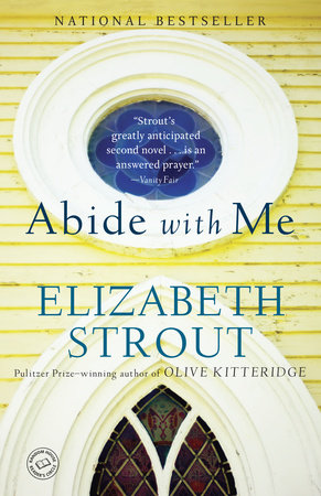 The cover of the book Abide With Me