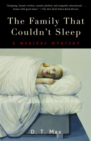 The cover of the book The Family That Couldn't Sleep