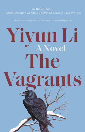 The cover of the book The Vagrants