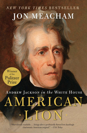 American Lion Book Cover Picture