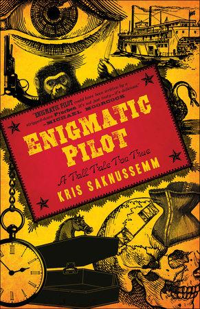 Enigmatic Pilot by Kris Saknussemm