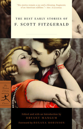 The Best Early Stories of F. Scott Fitzgerald Book Cover Picture