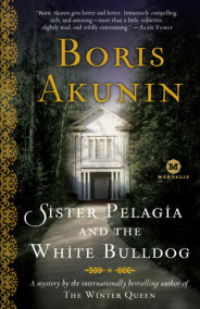 Sister Pelagia and the White Bulldog