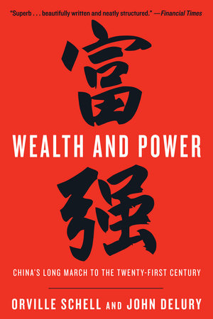 Wealth and Power by Orville Schell and John Delury