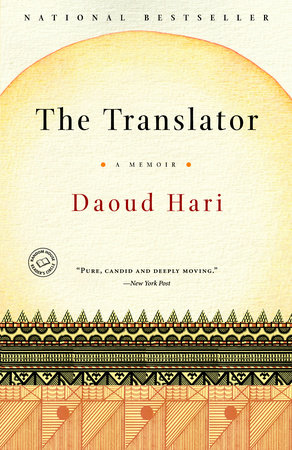 The cover of the book The Translator
