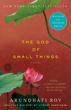 The cover of the book The God Of Small Things