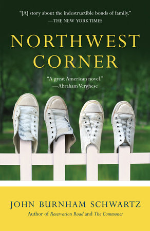 Northwest Corner by John Burnham Schwartz