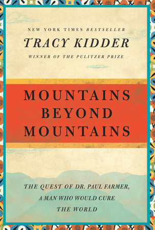 The cover of the book Mountains Beyond Mountains