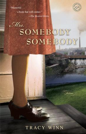 Mrs. Somebody Somebody