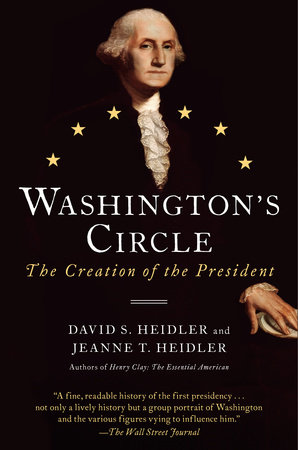 Washington's Circle Book Cover Picture