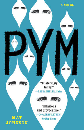 The cover of the book Pym: A Novel
