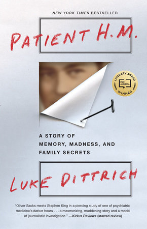 Patient H.M. Book Cover Picture