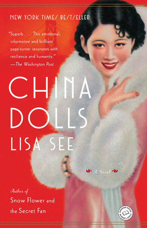 China Dolls Book Cover Picture
