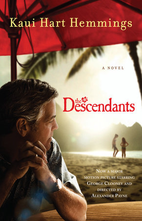 The cover of the book The Descendants
