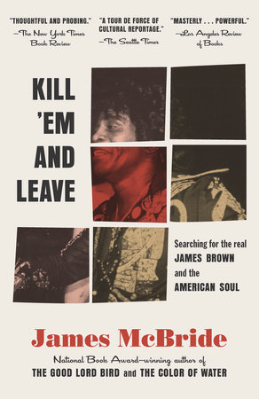 The cover of the book Kill 'Em and Leave