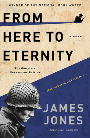 The cover of the book From Here to Eternity