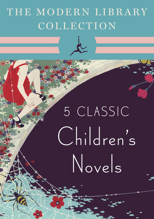 The Modern Library Collection Children's Classics 5-Book Bundle by Kenneth Grahame, Lewis Carroll, J.M. Barrie and Alexandre Dumas