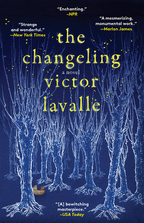 The cover of the book The Changeling