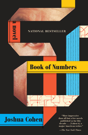 Book of Numbers by Joshua Cohen