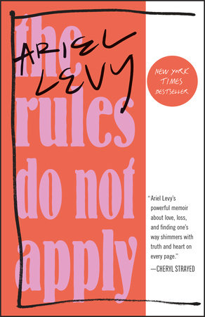 The cover of the book The Rules Do Not Apply
